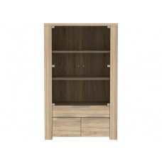 Витрина CLPV85-D30 Calpe BIM Furniture-Forte