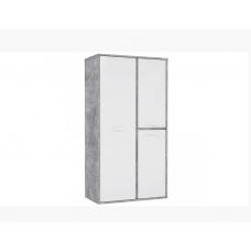 Шкаф CNMS821L-C273 Canmore BIM Furniture-Forte