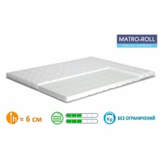 Матрас Air Standart 3+1 Matro-Roll-Topper / Эйр Стандарт 3+1 MatroLuxe